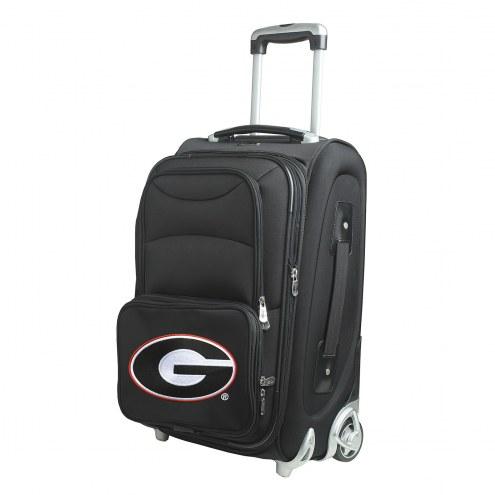 """Georgia Bulldogs 21"""" Carry-On Luggage"""