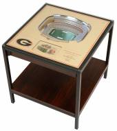 Georgia Bulldogs 25-Layer StadiumViews Lighted End Table