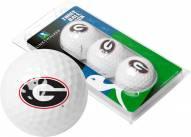 Georgia Bulldogs 3 Golf Ball Sleeve