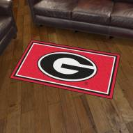 Georgia Bulldogs 3' x 5' Area Rug