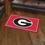 Georgia Bulldogs 3' x 5' Area Rug