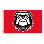 Georgia Bulldogs 3' x 5' Flag