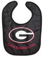 Georgia Bulldogs All Pro Little Fan Baby Bib