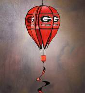 Georgia Bulldogs Balloon Wind Spinner