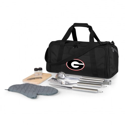 Georgia Bulldogs BBQ Kit Cooler