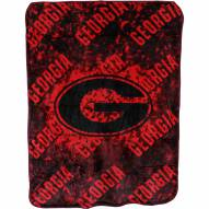 Georgia Bulldogs Bedspread