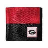 Georgia Bulldogs Belted BiFold Wallet