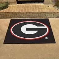 Georgia Bulldogs Black All-Star Mat
