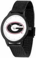 Georgia Bulldogs Black Mesh Statement Watch
