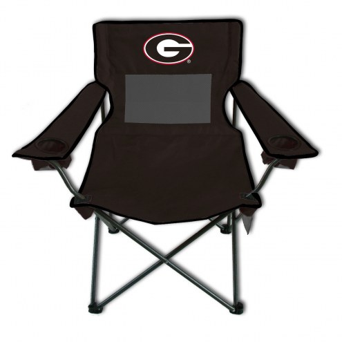 Georgia Bulldogs Monster Mesh Tailgate Chair