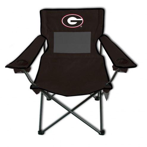 Georgia Bulldogs Monster Mesh Tailgate Chair