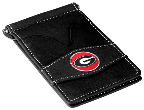 Georgia Bulldogs Black Player's Wallet