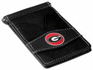 Georgia Bulldogs Black Player's Wallet