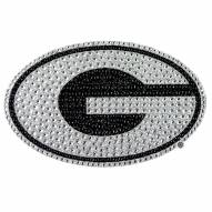 Georgia Bulldogs Bling Car Emblem