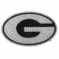 Georgia Bulldogs Bling Car Emblem