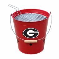 Georgia Bulldogs Bucket Grill
