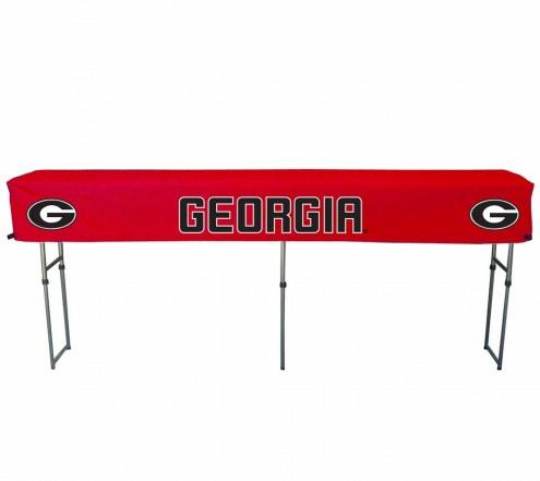 Georgia Bulldogs Buffet Table & Cover