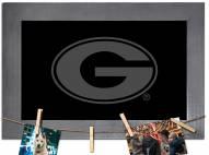 Georgia Bulldogs Chalkboard with Frame