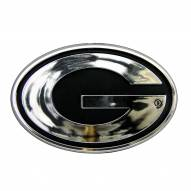 Georgia Bulldogs Chrome Car Emblem