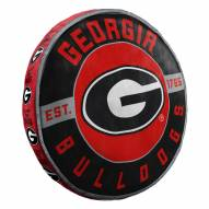 Georgia Bulldogs Cloud Travel Pillow