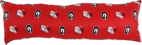 "Georgia Bulldogs 20"" x 60"" Body Pillow"