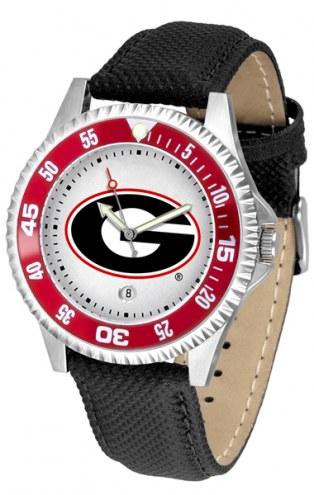 Georgia Bulldogs Competitor Men's Watch