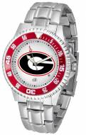 Georgia Bulldogs Competitor Steel Men's Watch