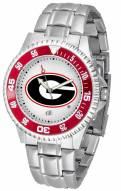 Georgia Bulldogs Competitor Steel Men's Watch