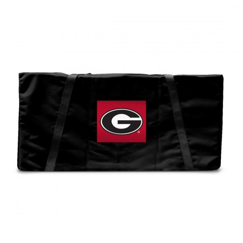 Georgia Bulldogs Cornhole Carrying Case