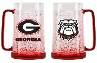 Georgia Bulldogs Crystal Freezer Mug