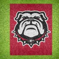 Georgia Bulldogs DIY Lawn Stencil Kit