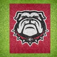 Georgia Bulldogs DIY Lawn Stencil Kit