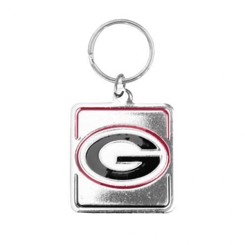 Georgia Bulldogs Dog Collar Charm
