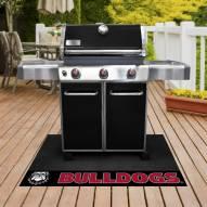 Georgia Bulldogs Dog Head Grill Mat