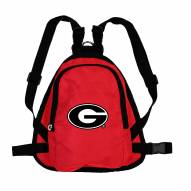 Georgia Bulldogs Dog Mini Backpack