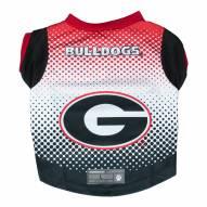 Georgia Bulldogs Dog Performance Tee
