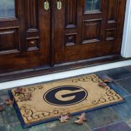 Georgia Bulldogs Door Mat