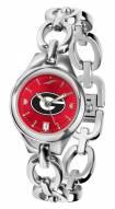 Georgia Bulldogs Eclipse AnoChrome Women's Watch