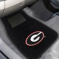 Georgia Bulldogs Embroidered Car Mats