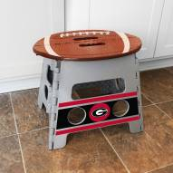 Georgia Bulldogs Folding Step Stool