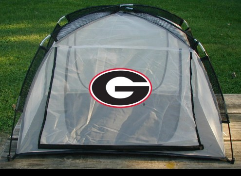 Georgia Bulldogs Food Tent