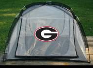 Georgia Bulldogs Food Tent