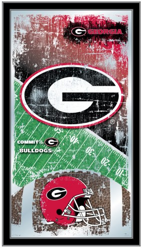 Georgia Bulldogs Football Mirror