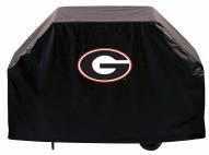 Georgia Bulldogs Logo Grill Cover