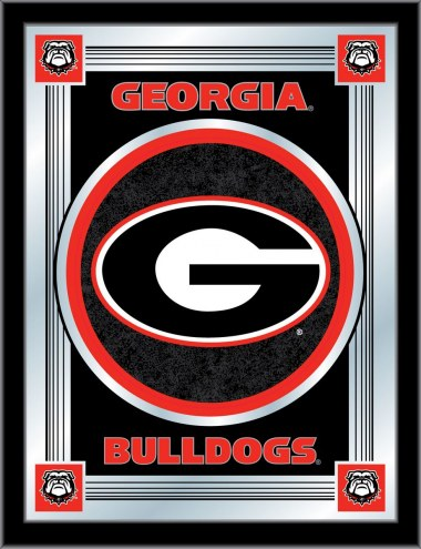 Georgia Bulldogs G Logo Mirror