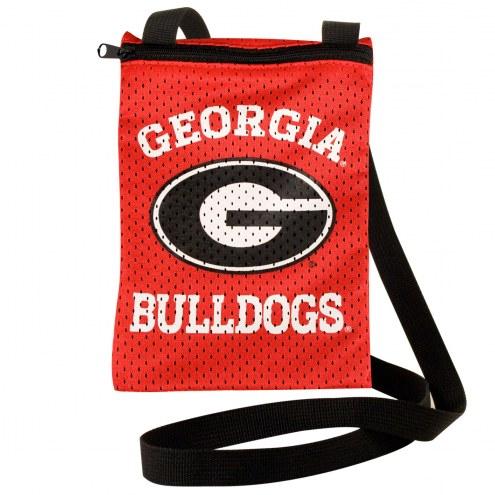 Georgia Bulldogs Game Day Pouch
