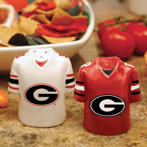 Georgia Bulldogs Gameday Salt and Pepper Shakers