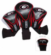 Georgia Bulldogs Golf Headcovers - 3 Pack