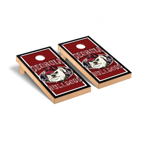 Georgia Bulldogs Guy Harvey Cornhole Game Set