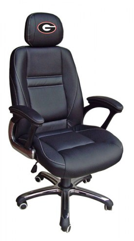 Georgia Bulldogs Head Coach Office Chair